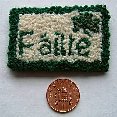 miniature door mat