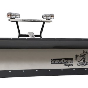 NEW SnowDogg HD75 7'6″ Snow Plow! While Supplies Last!