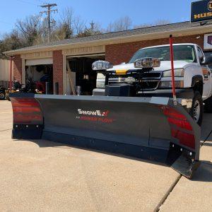 SnowEx Power Plow Snow Plow! Full Warranty!