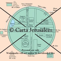 New Jerusalem Diagram Mitchell Wiring Diagrams Free Schematic Of Circular Maps Carta