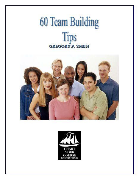 60 Team Building Tips