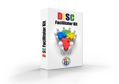 disc training materials, facilitator kit, disc assessments