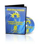 Employee suggestion program, suggestion program, ideas campaign, suggestion box, bright ideas, bright ideas, cost reduction campaign, employee engagement