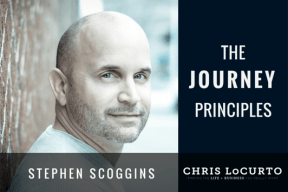 Stephen Scoggins The Journey Principles Book