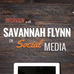 Savannah Flynn on Social Media