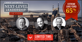Next Level Leadership Live Event Chris LoCurto