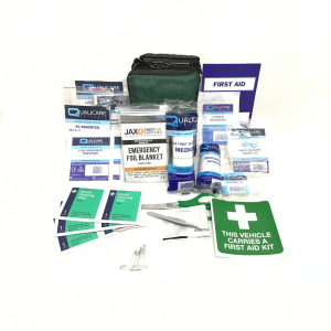 Vehicle First Aid Kit (FREE Sign)