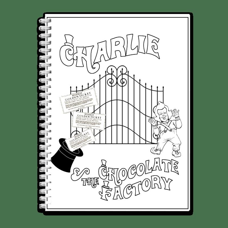 Charlie & the Chocolate Factory Unit Study PDF [Lit_10