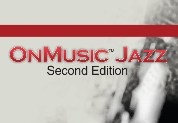 OnMusic Jazz Second Edition  Connect For Education
