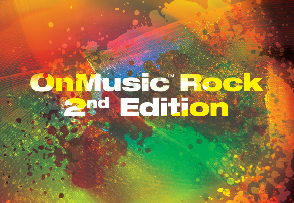 OnMusic Rock 2nd Edition  Connect For Education