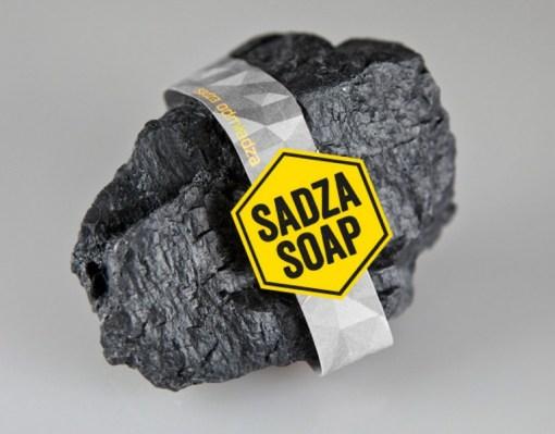 Sadza Soap, designer product, Silesian design