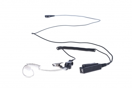 Impact P1W-AT1 1-Wire Sureveillance Kit with Full Size PTT
