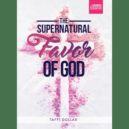 Creflo Dollar Ministries the supernatural favor of god