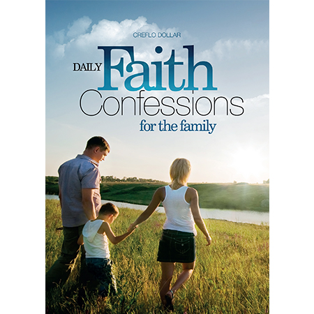 Daily Faith Confessions for Family