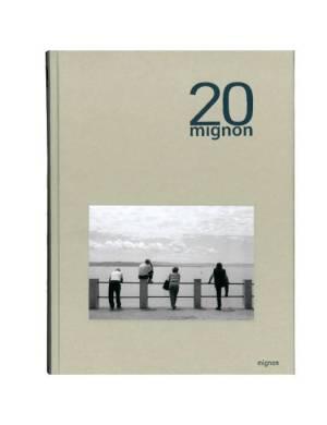 20 Mignon Book cover