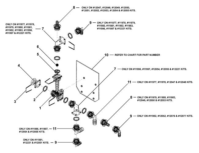 73-70675 Driftless Sprayer DS312 (Steiner) > Installation