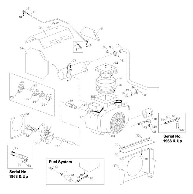 20 Hp Onan Engine Diagram. Wiring. Wiring Diagrams