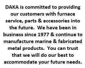 DAKA Corporation Quality-Built Wood Burning Furnaces
