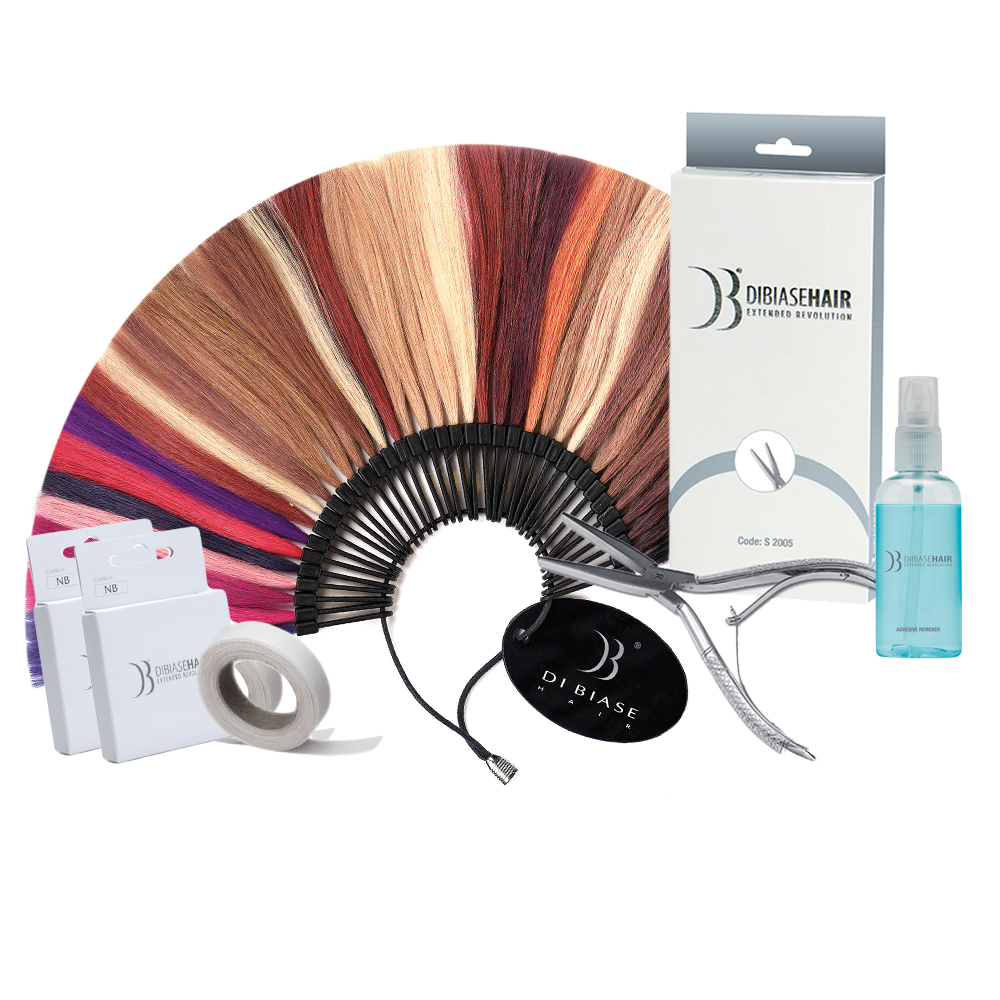 Sticker Intro Kit Di Biase Hair Extensions Usa Store