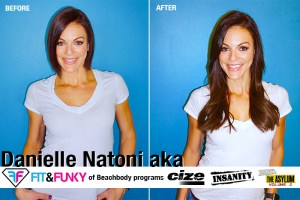 Danielle Natoni Before and After