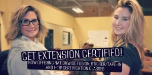 Get Extension Certified