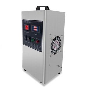 Générateur d'ozone DPA-5G, désinfectant portable pour les environnements petits et moyens jusqu'à 100 m3/heure Air et Eau, Ozone 5 G/heure, minuterie réglable jusqu'à 900 heures Certification CE, RoHS