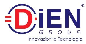 logo dien Innovazioni e Tecnologie