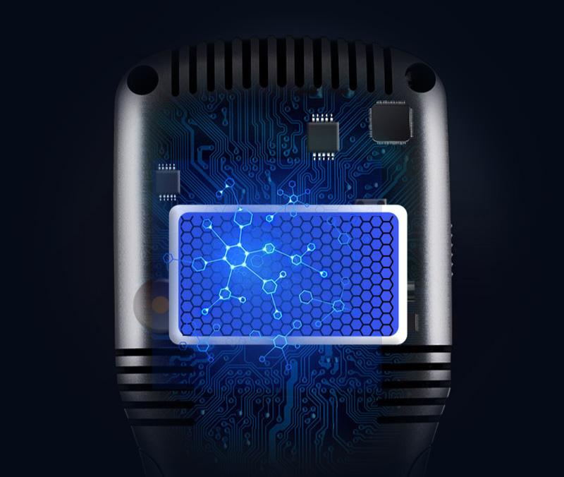generatore di ozono dien tecnologia