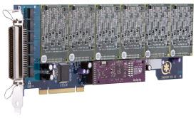 Digium TDM2400 con 24 FXS y cancelador de eco