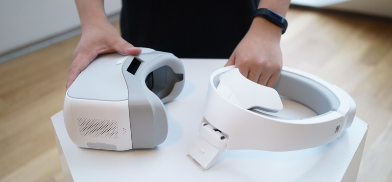 DJI Goggles Unboxing and Quick Review – Part 1