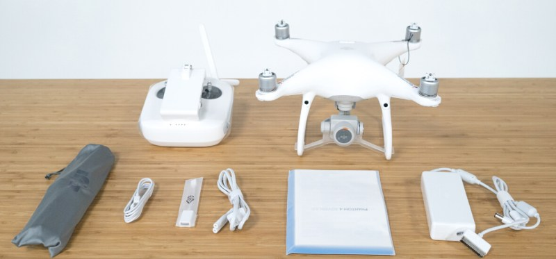 Phantom 4 Advanced – Unboxing & First Look!