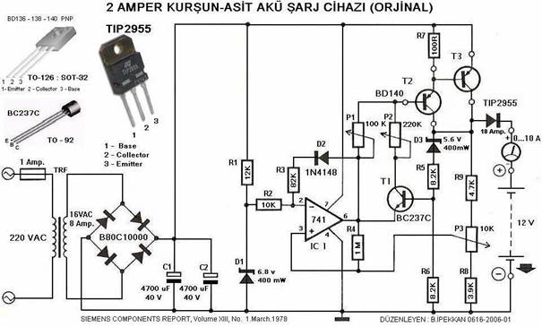 24v 20a battery charger circuit diagram