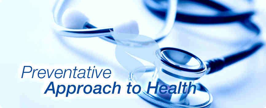 preventative approach to health