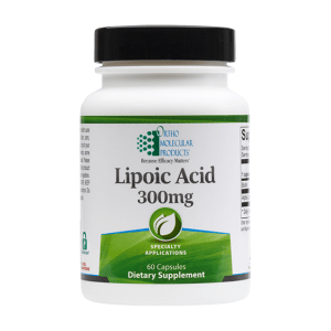 Lipoic Acid | Holistic & Functional Medicine for Chronic Disease