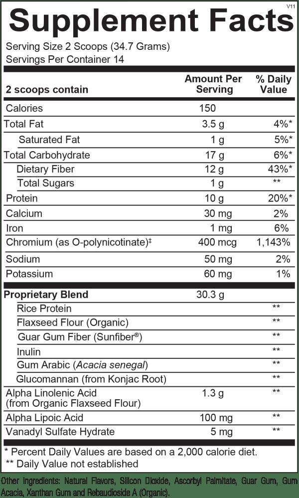 GlycemaCORE Vanilla