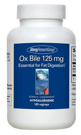 Ox Bile 125mg