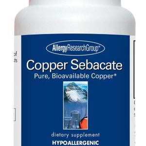 Copper Sebacate 75 Vegetarian Caps