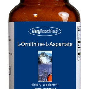 L-Ornithine-L-Aspartate 100 grams (3.5 oz.)