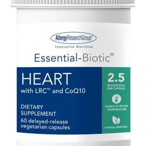 Essential-Biotic® HEART 60 delayed-release vegetarian capsules