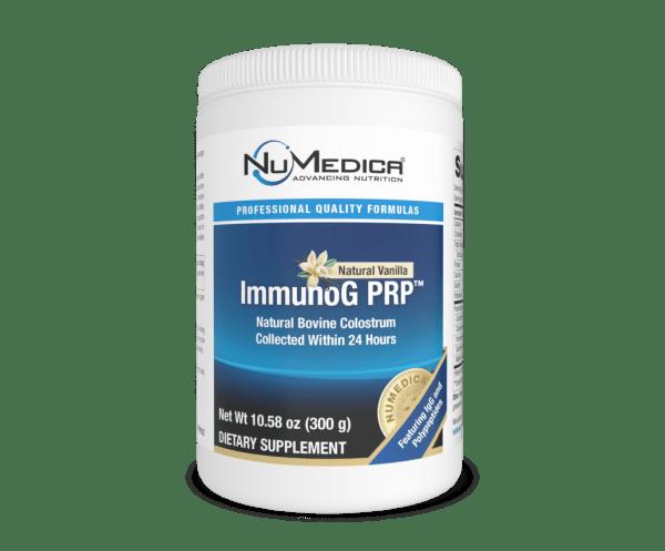 Immuno G PRP (Vanilla flavored)