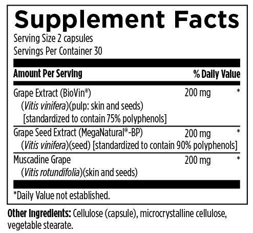 Grape Seed Supreme™caps