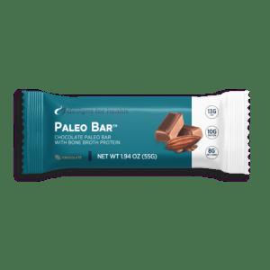 PaleoBar Chocolate case