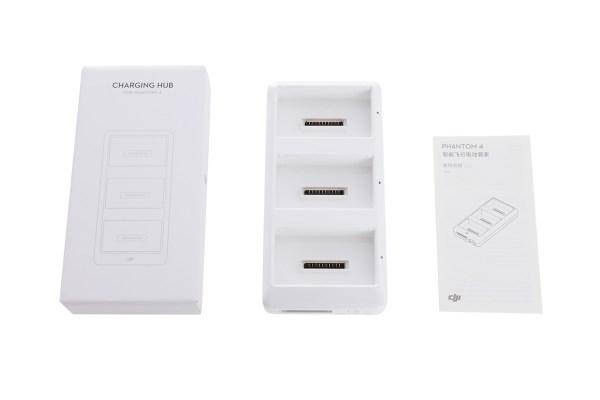 Phantom 4 Series Battery Charging Hub