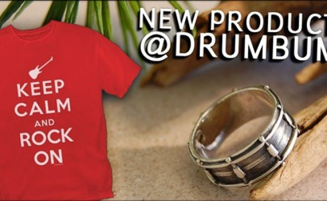 Unique Gifts And Gift Ideas For Drummers