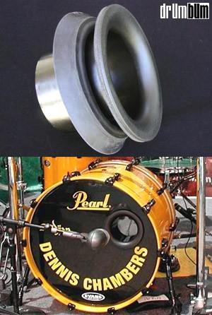 Kick Port Bass Drum Insert