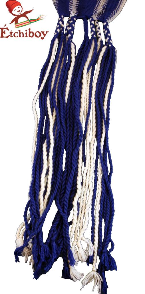 Blue Métis Flag Drapeau Métis Bleu Alpaca Large Alpaga Grande 2