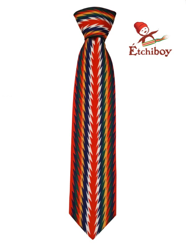 Red Sash Necktie Cravate Ceinture Rouge 1