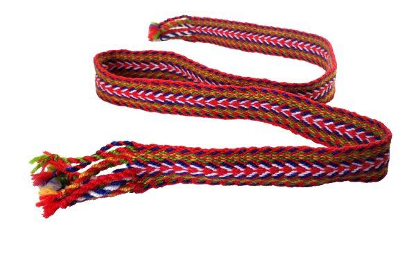 Mini sash Louis Riel