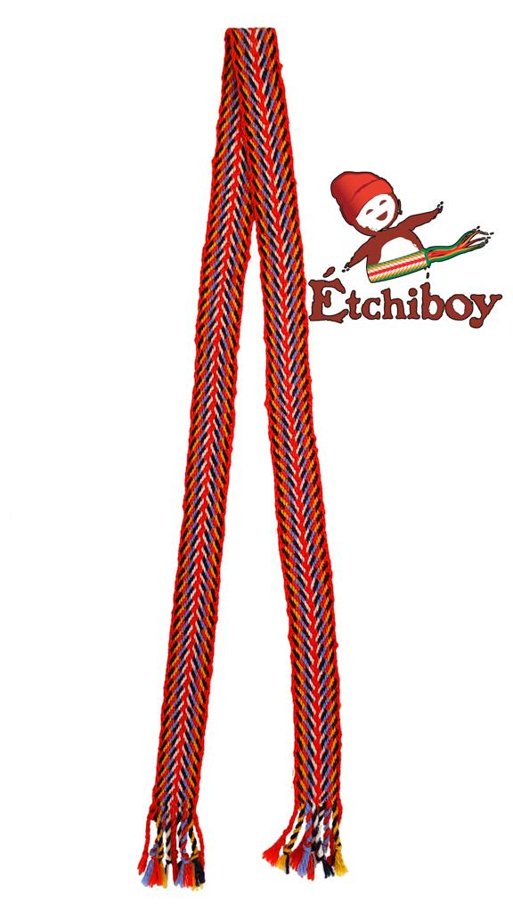 """L'Assomption Mini Sash 36"""" Mini-ceinture 36po Headband Bandeau Alpaca 1"""