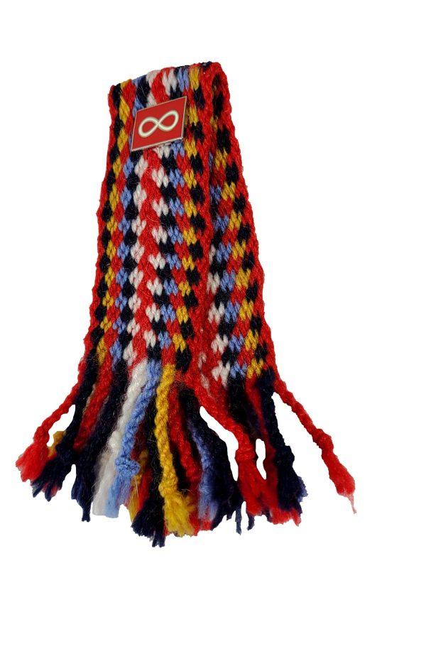 Mini sash with pin Mini-ceinture avec épinglette 9